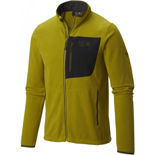 Polaire Homme Strecker Lite Jacket Python Green
