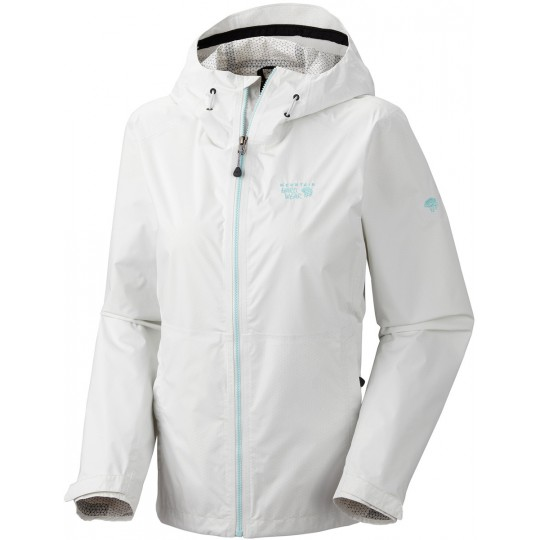 Veste pluie femme Plasmic Jacket Women sea-salt Mountain Hardwear