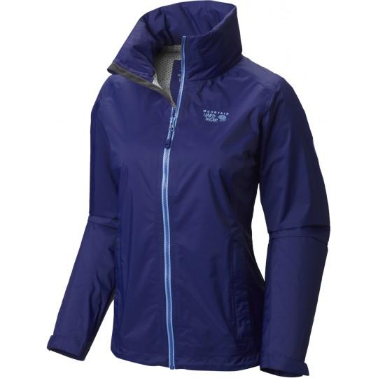 Veste pluie femme Plasmic Ion Jacket Woman violette Mountain Hardwear