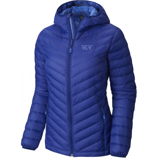 Doudoune à capuche femme Micro Ratio Hooded Jacket Dynasty Mountain Hardwear