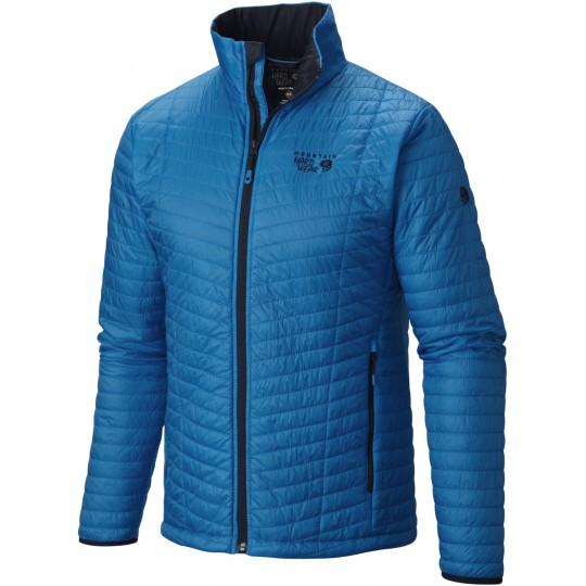 Doudoune homme Micro Thermostatic Jacket bleu Dark Compass Mountain Hardwear