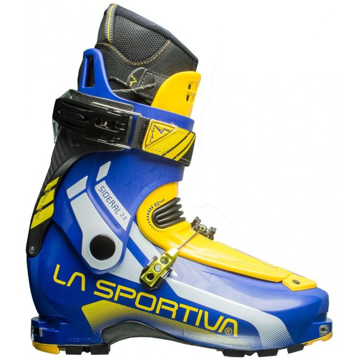 Chaussure ski de rando Sideral 2.0 bleue 2016 LaSportiva