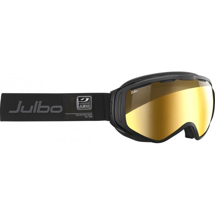 Masque de ski Titan noir Zebra 2/4 OTG Julbo