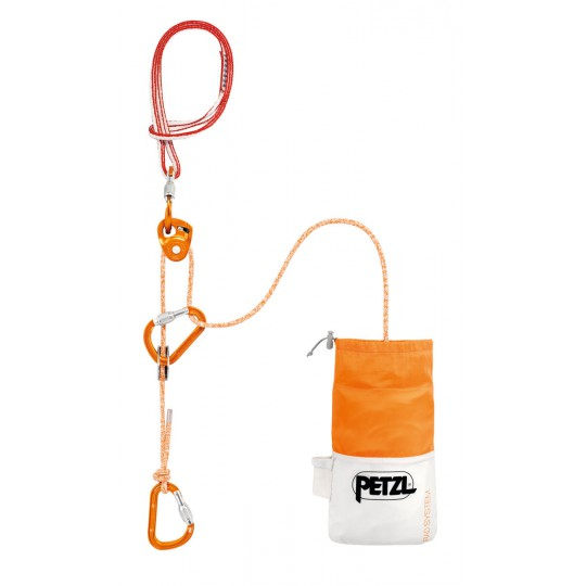 Kit ski et crevasse RAD System Petzl