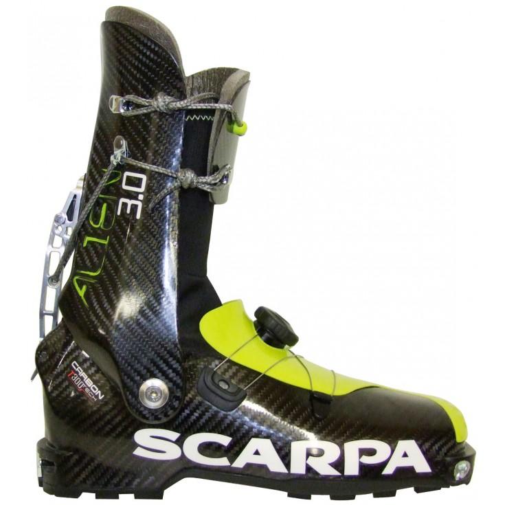 Chaussure ski de rando Alien 3.0 Carbon 2016 Scarpa