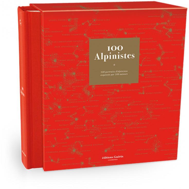 Livre 100 alpinistes aux éditions Guérin
