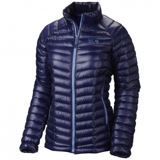 Doudoune femme Ghost Whisperer Down Jacket violette Mountain Hardwear