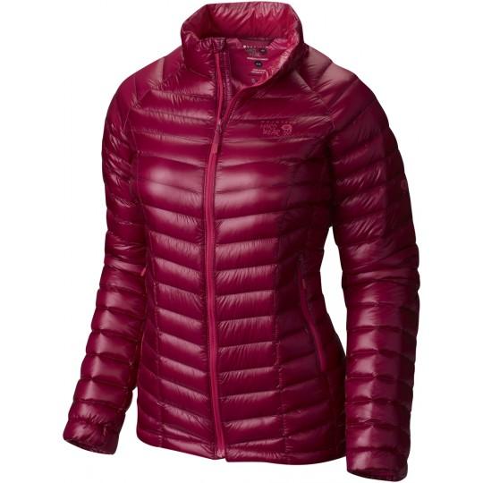Doudoune femme Ghost Whisperer Down Jacket dark raspberry-orange Mountain Hardwear