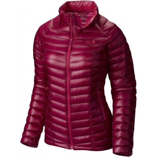 Doudoune femme Ghost Whisperer Down Jacket dark raspberry-orange Mountain Hardwear