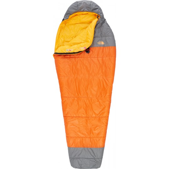 Sac de couchage synthétique Lynx REG orange-gris The North Face