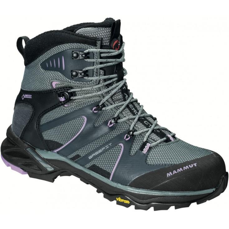 Chaussures de randonnée Gore-Tex T-Aenergy GTX Women grey-graphite Mammut