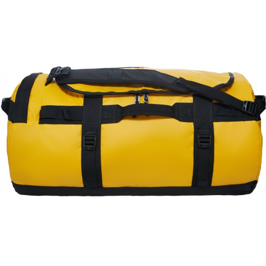 Base Camp Duffel M jaune Summit Gold The North Face
