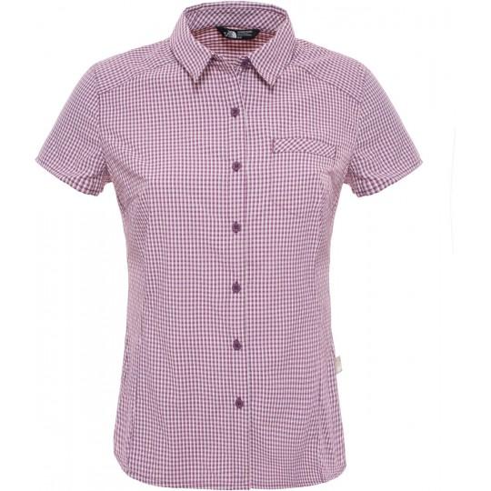 Chemise de randonnée femme Bryce Shirt Pamplona Purple The North Face