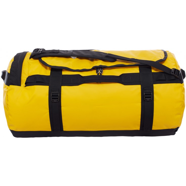 Base Camp Duffel L jaune Summit Gold The North Face