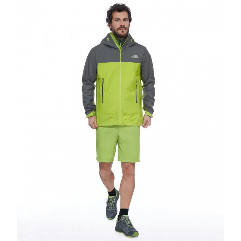 veste gore tex homme oroshi jacket verte the north face montania sport. Black Bedroom Furniture Sets. Home Design Ideas