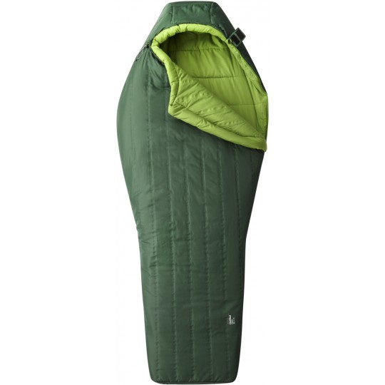 Sac de couchage synthétique Hotbed Flame REG vert Mountain Hardwear