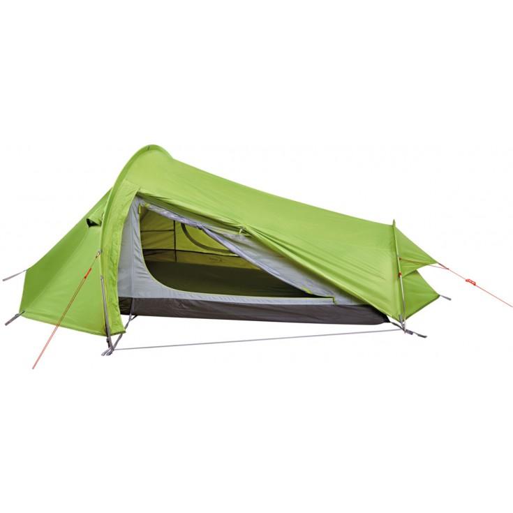 toile de tente arco 1 2p chute green vaude montania sport