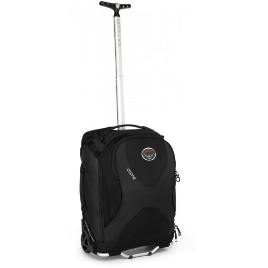 Valise à roulettes Ozone 36 noire-black Osprey