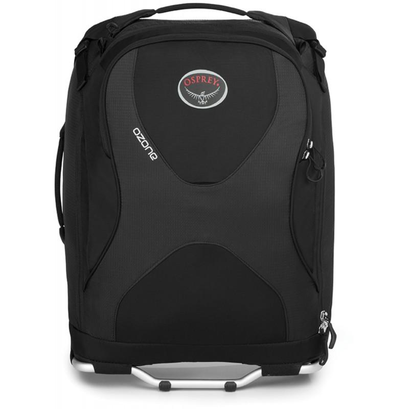 valise roulettes ozone 36 noire black osprey montania sport. Black Bedroom Furniture Sets. Home Design Ideas