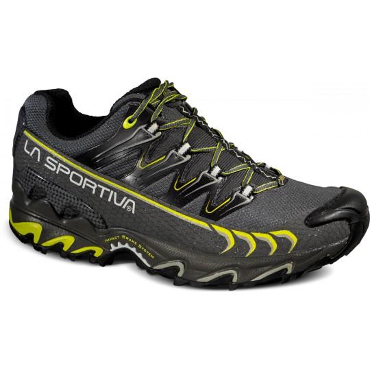 Chaussure basse homme Gore-Tex Ultra Raptor GTX grey-green LaSportiva