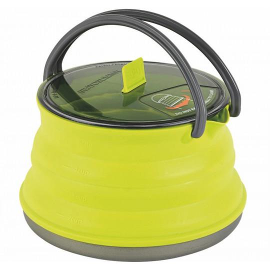Bouilloire à eau pliante X-Pot Kettle SeaToSummit