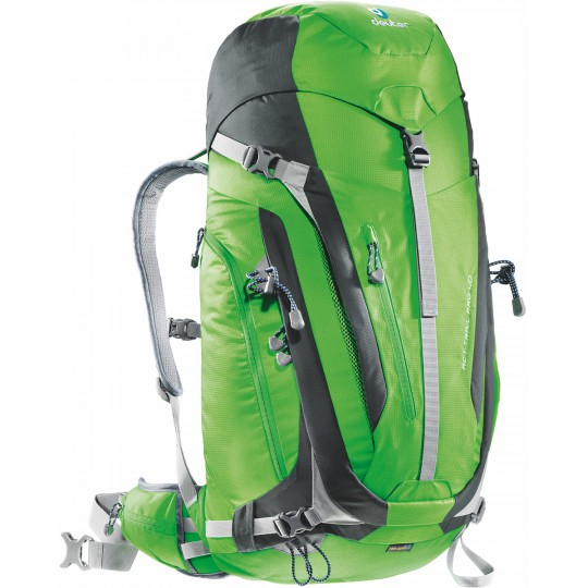 Sac à dos ACT Trail PRO 40 vert-anthracite Deuter