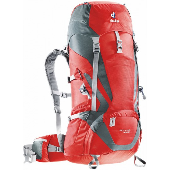 Sac à dos ACT Lite 40 +10 rouge-granite Deuter