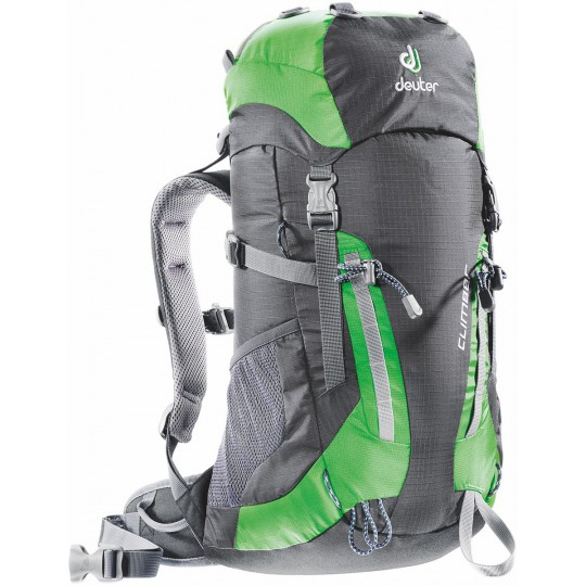 Sac à dos enfant Climber 22 vert spring-anthracite Deuter