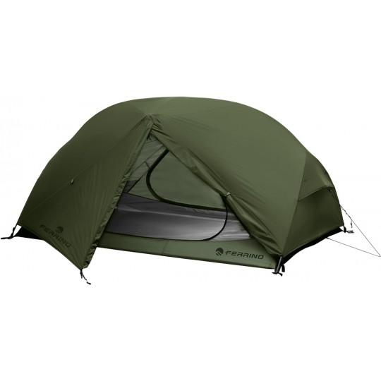 Tente Atom 2 vert-olive Ferrino