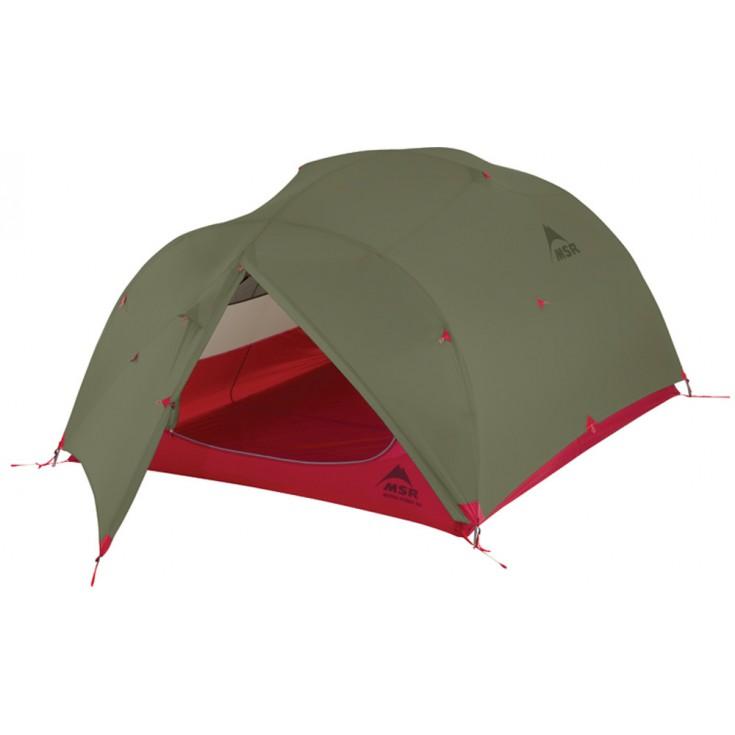 Tente Mutha Hubba NX 3P verte MSR
