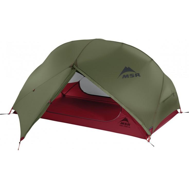 Tente Hubba Hubba NX 2P verte MSR