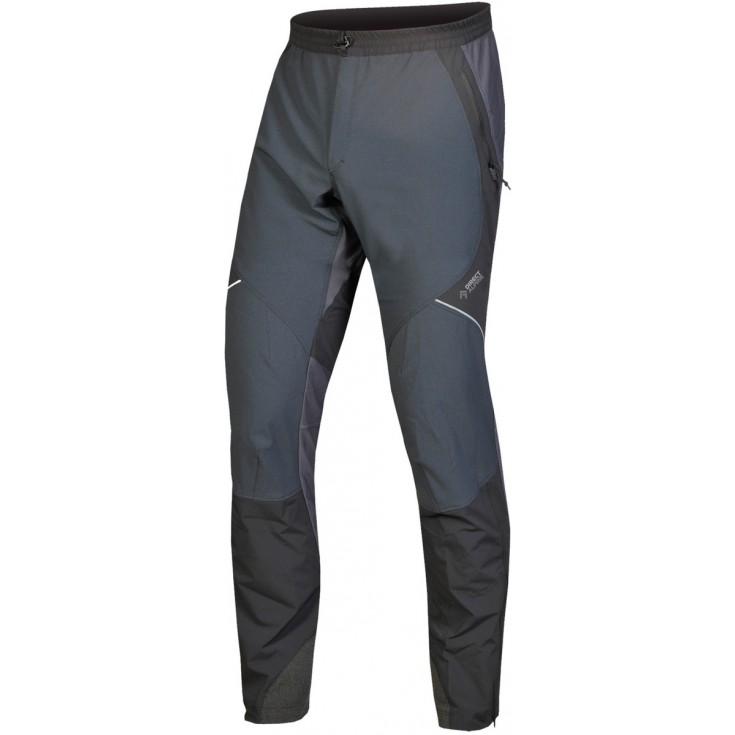 pantalon softshell homme cascade light 1 0 noir directalpine montania sport. Black Bedroom Furniture Sets. Home Design Ideas
