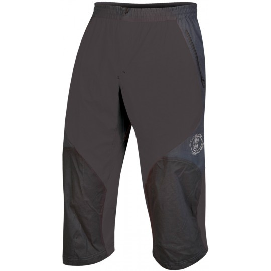 Pantacourt escalade homme Kaiser 3/4 Pant 1.0 anthracite DirectAlpine