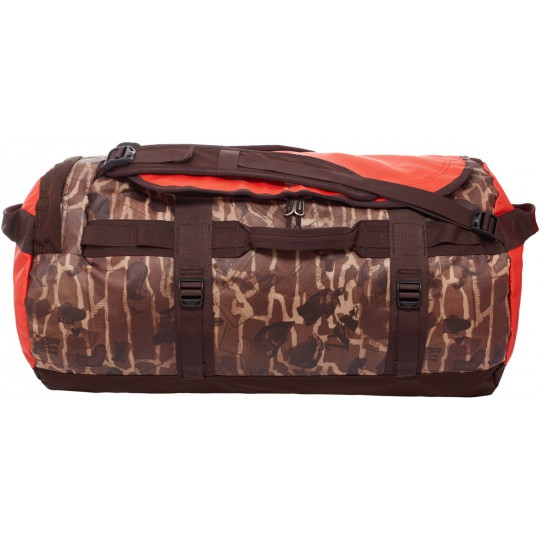 Base Camp Duffel M Brunette-Brown The North Face