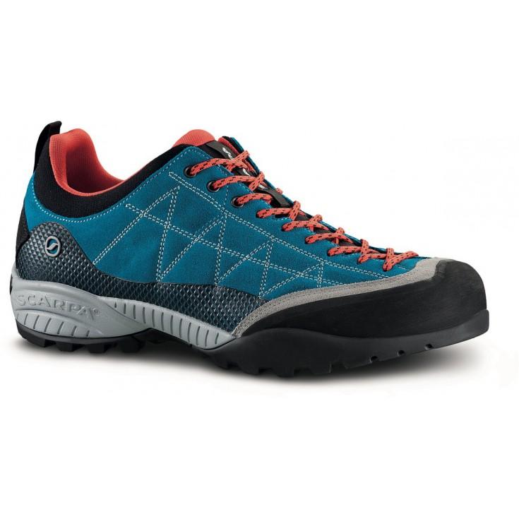 Scarpa Chaussures De Randonnée  Zen Pro Abyss Orangeade Bleu - Livraison Gratuite avec - Chaussures Chaussures-de-randonnee Homme
