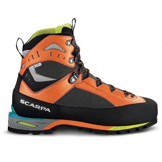 Chaussure de randonnée Outdry homme Charmoz orange Scarpa