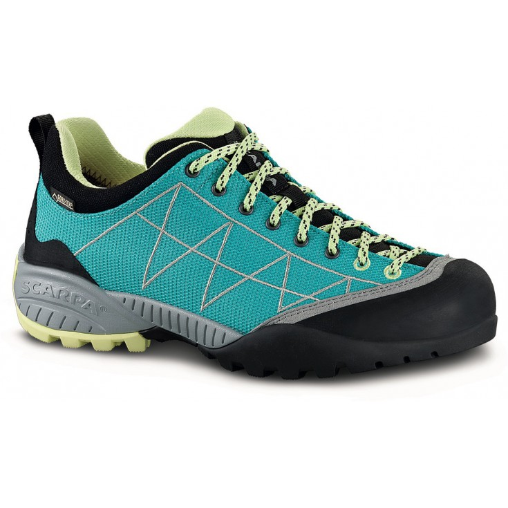 Chaussure basse Gore-Tex femme Zen Lite GTX Wmn Curacao Rio Scarpa