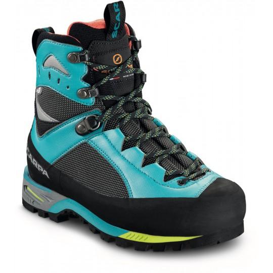 Chaussure de randonnée Outdry femme Charmoz Women bleue Scarpa