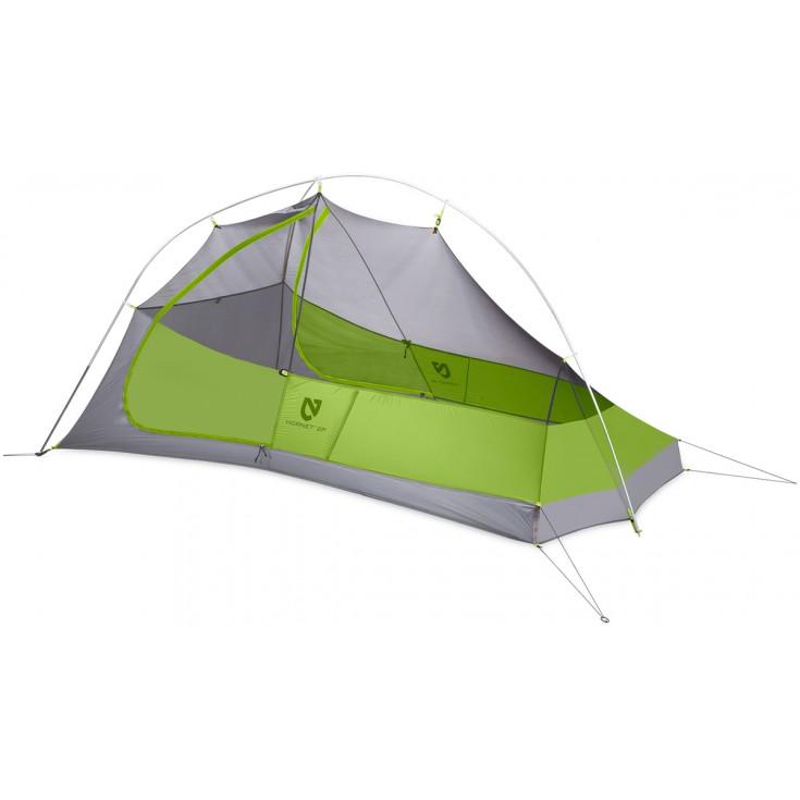 Tente Hornet 2P verte Nemo