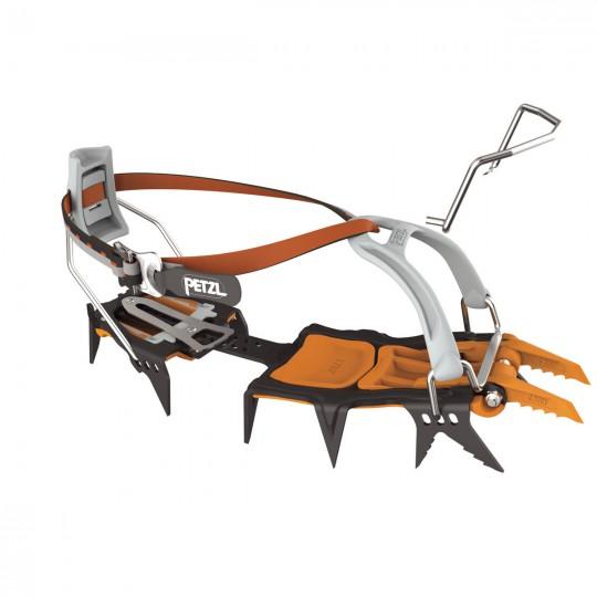 Crampons alpinisme acier Lynx LL Universel Petzl