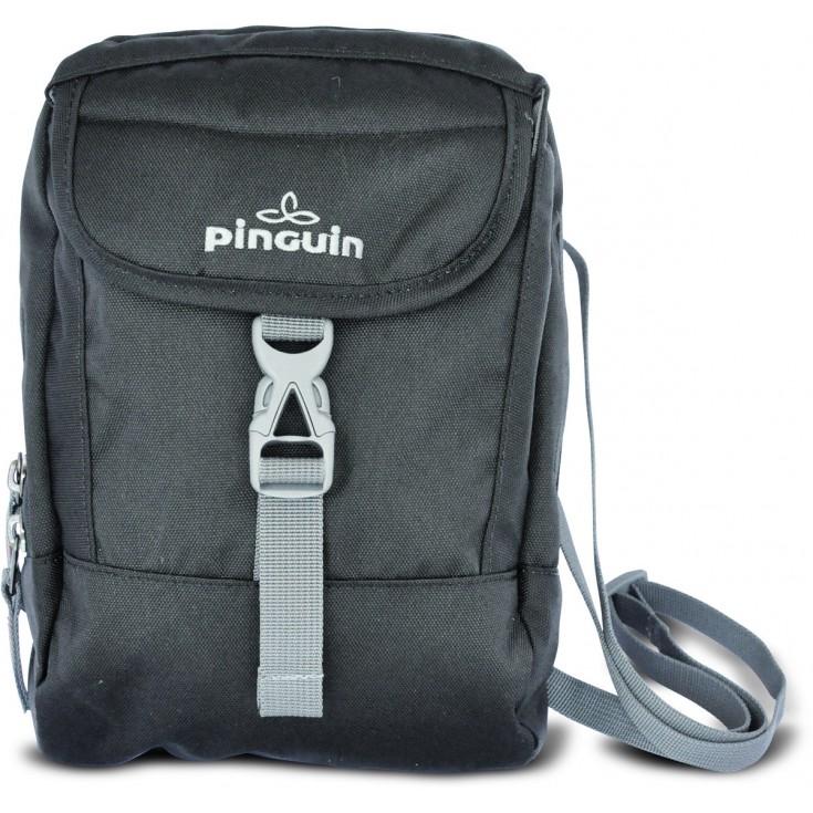 Pochette de randonnée et voyage HANDBAG L noire Pinguin Outdoor Equipment