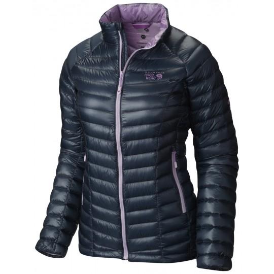 Doudoune femme Ghost Whisperer Down Jacket Zinc-Phantom Purple Mountain Hardwear