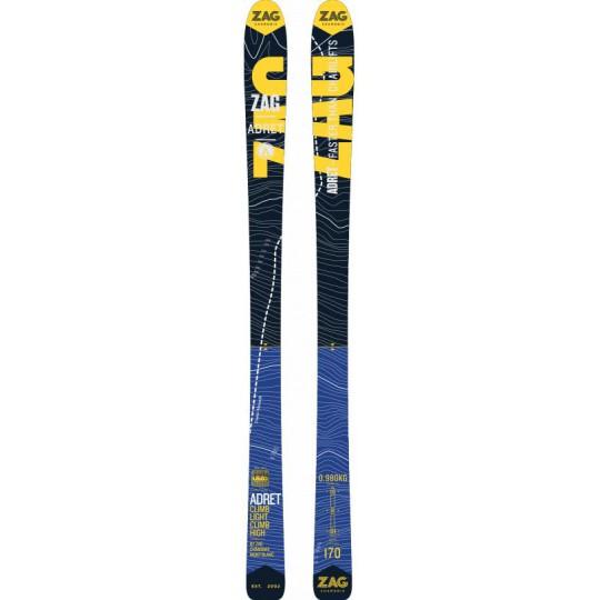 Ski de rando Adret Zag