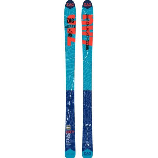 Ski de rando Adret XL Zag