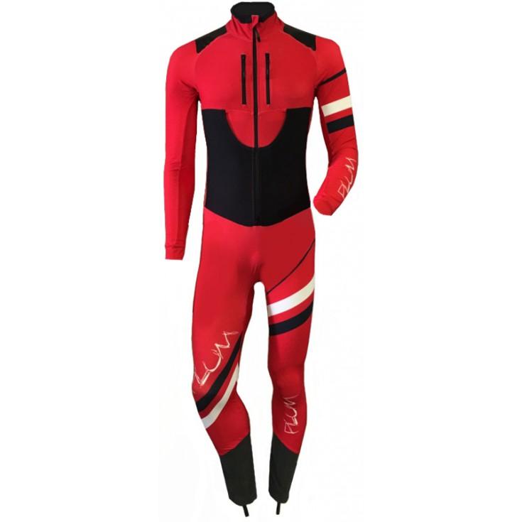 combinaison ski alpinisme plum homme rouge 2017 montania sport. Black Bedroom Furniture Sets. Home Design Ideas