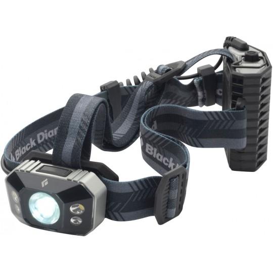 Lampe frontale Icon 320 aluminium Black Diamond