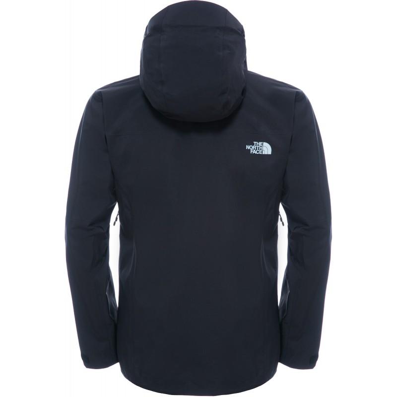 veste gore tex homme point five jacket noire the north face montania sport. Black Bedroom Furniture Sets. Home Design Ideas