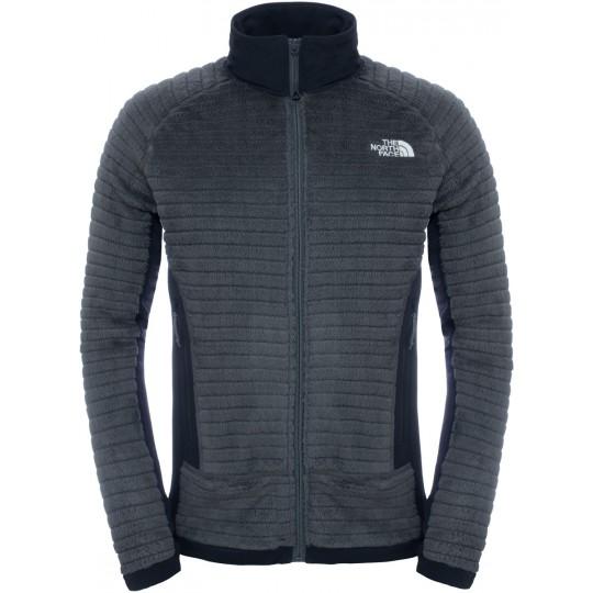 Polaire homme Radium High-Loft Jacket Asphalt Grey The North Face