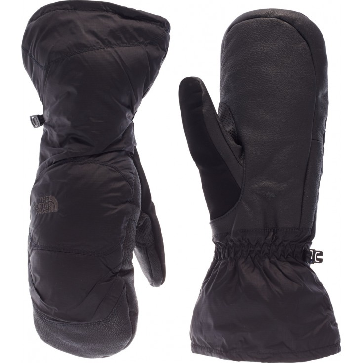 Moufles Nuptse Mitt noires TNF Black The North Face