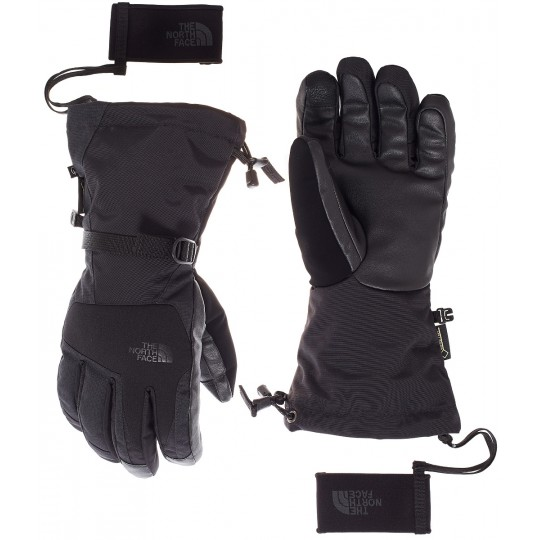 Gants de ski Gore-Tex Powdercloud Etip Glove noir TNF Black The North Face